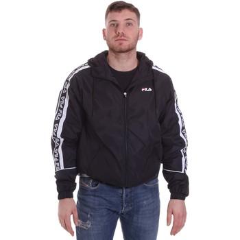 Oblečenie Muži Bundy  Fila 687701 čierna
