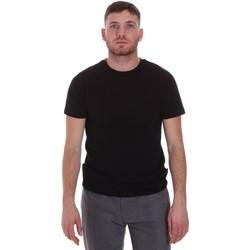 Oblečenie Muži Tričká s krátkym rukávom Sseinse MI1692SS čierna