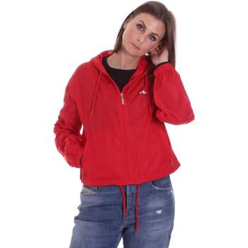 Oblečenie Ženy Saká a blejzre Fila 687601 Červená