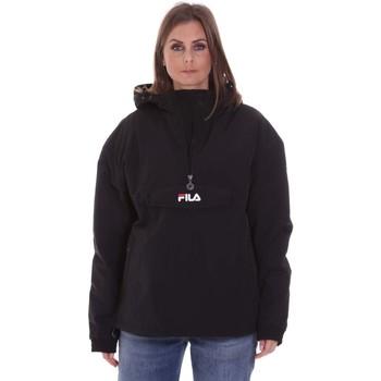 Oblečenie Ženy Saká a blejzre Fila 687979 čierna