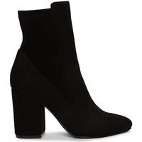 Topánky Ženy Polokozačky Steve Madden SMSRHETA-NATSNK čierna