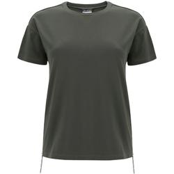 Oblečenie Ženy Tričká s krátkym rukávom Freddy F0WSDT5 Zelená