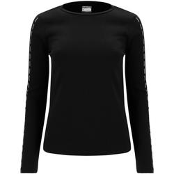 Oblečenie Ženy Tričká s dlhým rukávom Freddy F0WSDT6 čierna