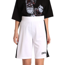 Oblečenie Ženy Šortky a bermudy Converse 10007403 Biely