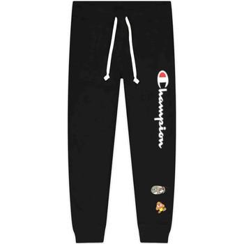 Oblečenie Ženy Nohavice Champion 216870 čierna