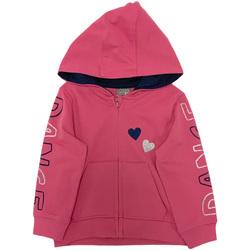 Oblečenie Dievčatá Mikiny Losan 026-6653AL Ružová