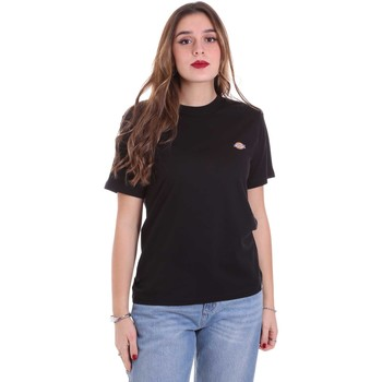 Oblečenie Ženy Tričká s krátkym rukávom Dickies DK0A4TMYBLK1 čierna
