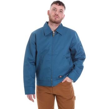 Oblečenie Muži Bundy  Dickies DK00TJ15CBL1 Modrá
