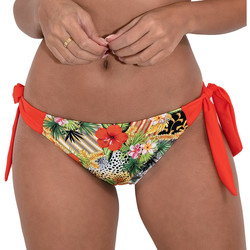 Oblečenie Ženy Plavky kombinovateľné LPB Woman 025BAS / HAWAI Oranžová