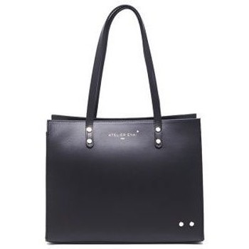 Tašky Ženy Veľké nákupné tašky  Atelier Enai CANDI NOIR