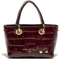 Tašky Ženy Veľké nákupné tašky  Atelier Enai ROSI BORDEAUX