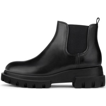 Topánky Ženy Čižmičky Attilio Giusti Leombruni Lowboot Alaska-Sole Black
