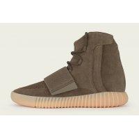 Topánky Členkové tenisky adidas Originals Yeezy Boost 750 Light Brown Light Brown/Light Brown