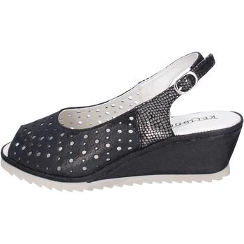 Topánky Ženy Sandále Kelidon Sandále BJ354 Čierna