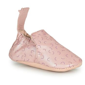 Topánky Dievčatá Papuče Easy Peasy BLUMOO Ružová