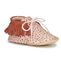 Topánky Dievčatá Papuče Easy Peasy MEXIMOO Ružová