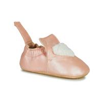 Topánky Dievčatá Papuče Easy Peasy BLUBLU COEUR Ružová