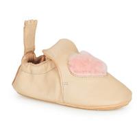 Topánky Deti Papuče Easy Peasy BLUBLU COEUR Béžová