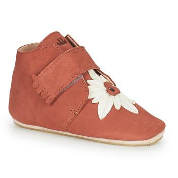 Topánky Dievčatá Papuče Easy Peasy KINY EDELWEISS Ružová