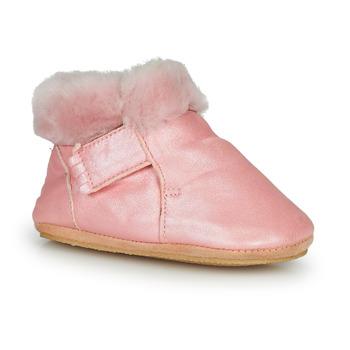 Topánky Dievčatá Papuče Easy Peasy FOUBLU Ružová