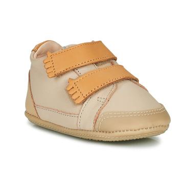 Topánky Deti Papuče Easy Peasy IRUN B Béžová