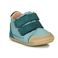 Topánky Deti Papuče Easy Peasy IRUN B Modrá