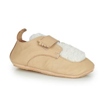 Topánky Deti Papuče Easy Peasy SLIBOOTIES Béžová