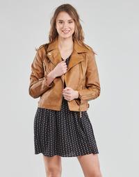 Oblečenie Ženy Saká a blejzre Vila VIMICCAS Koňaková