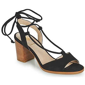 Topánky Ženy Sandále San Marina ANANDO/VEL Čierna