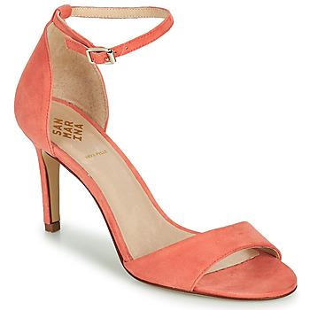 Topánky Ženy Sandále San Marina ARLANA/VEL Ružová