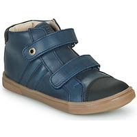 Topánky Chlapci Členkové tenisky GBB KERWAN Modrá