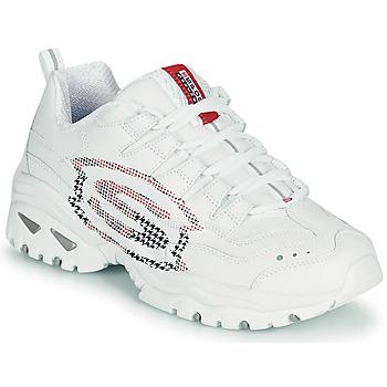 Topánky Ženy Nízke tenisky Skechers ENERGY/SKY VISION Biela