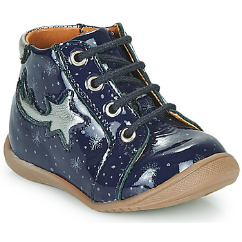 Topánky Dievčatá Členkové tenisky GBB POMME Modrá