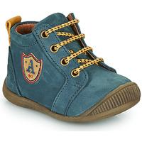 Topánky Chlapci Členkové tenisky GBB EDWIN Modrá