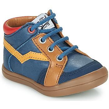 Topánky Chlapci Členkové tenisky GBB ASTORY Modrá