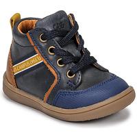 Topánky Chlapci Členkové tenisky GBB GERMAIN Modrá