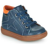 Topánky Chlapci Členkové tenisky GBB DOMINICO Modrá