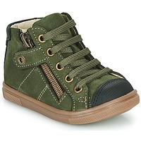 Topánky Chlapci Členkové tenisky GBB KAMIL Zelená