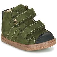 Topánky Chlapci Členkové tenisky GBB KERWAN Zelená
