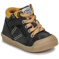 Topánky Chlapci Členkové tenisky GBB ANATOLE Čierna