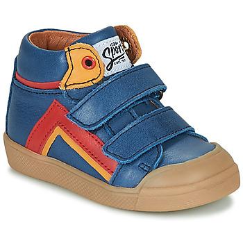 Topánky Chlapci Členkové tenisky GBB ERNEST Modrá