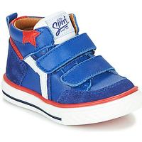 Topánky Chlapci Členkové tenisky GBB FLAVIO Modrá