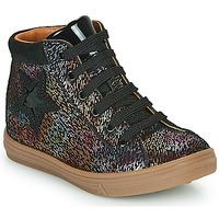 Topánky Dievčatá Členkové tenisky GBB TADEA Viacfarebná