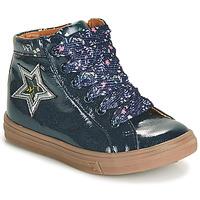 Topánky Dievčatá Členkové tenisky GBB TADEA Modrá