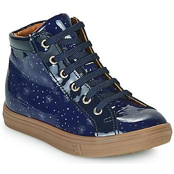 Topánky Dievčatá Členkové tenisky GBB PHILEMA Modrá