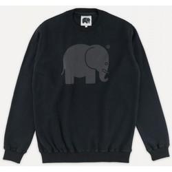 Oblečenie Muži Mikiny Trendsplant CLASSIC CREWNECK 029030MBBC Čierna