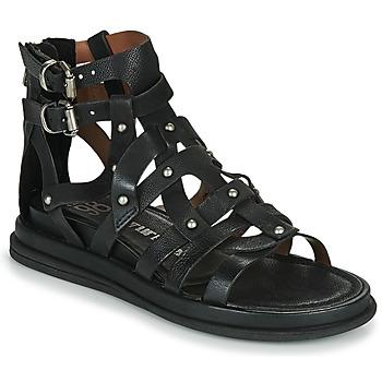 Topánky Ženy Sandále Airstep / A.S.98 POLA FLASH Čierna