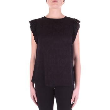 Oblečenie Ženy Blúzky Versace B0HWA631-09475 Nero