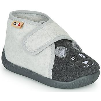 Topánky Deti Papuče GBB APOCHOU Čierna