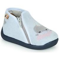 Topánky Dievčatá Papuče GBB APOPOTAM Modrá